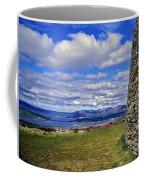 Grianan Of Aileach View Coffee Mug