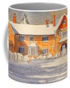 Griffin House School - Snowy Day Coffee Mug