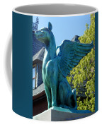 Griffin Natural Color Coffee Mug