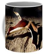 Griffith Park Fall Leaf Coffee Mug