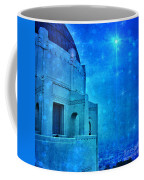Griffith Park Observatory At Night Coffee Mug