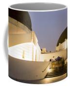 Griffith Park Observatory No. 3 Coffee Mug