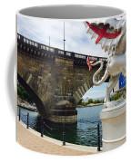 Griffin Charms The London Bridge Coffee Mug