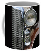 Grill And Headlight Coffee Mug
