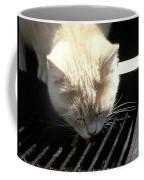 Grill Grate Gato Coffee Mug