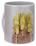 Grilled Haloumi Skewers Coffee Mug