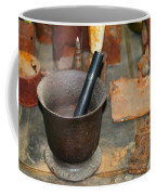 Grinding Bowl  Coffee Mug