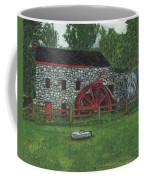 Grist Mill At Wayside Inn Coffee Mug