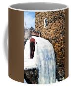 Grist Mill In Winter Coffee Mug