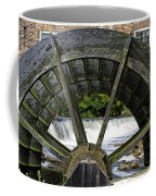 Grist Mill Wheel With Spillway Coffee Mug
