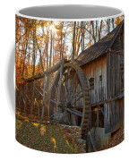 Grist Mill With A Golden Glow Coffee Mug