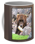 Grizzly Bear 01 Coffee Mug