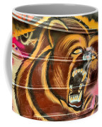 Grizzly Bear From A Box Car Coffee Mug