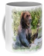 Grizzly Bear Photo Art 01 Coffee Mug