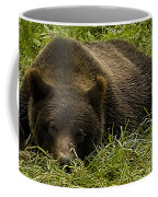 Grizzly Cub  #0863 Coffee Mug