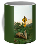 Grizzly Cubs Coffee Mug
