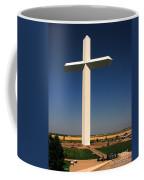 Groom Texas Cross Coffee Mug