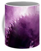 Grooved Coffee Mug