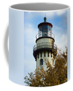 Grosse Point Lighthouse Coffee Mug