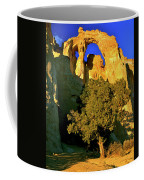 Grosvenor Arch At Sunset Coffee Mug