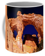 Grosvenor Arch Sunset Kodachrome Basin Coffee Mug