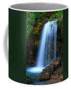 Grotto Falls Coffee Mug