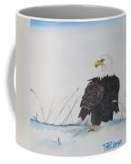 Ground Eagle Coffee Mug