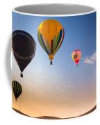 Group Of Balloons Coffee Mug