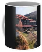 Grove Park Inn In Early Winter Coffee Mug