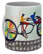 Grovin In The Savannah Breeze Coffee Mug