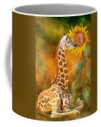 Growing Tall - Giraffe Coffee Mug