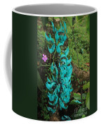 Growing Turquoise Coffee Mug
