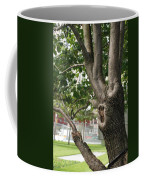 Growth On The Survivor Tree Coffee Mug