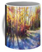 Growth Coffee Mug by Talya Johnson
