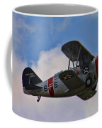 Grumman F3f-2 Bi-plane Coffee Mug