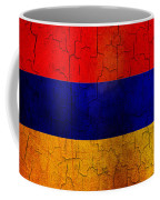 Grunge Armenia Flag  Coffee Mug