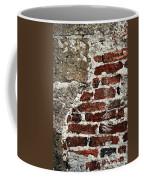 Grunge Brick Wall Coffee Mug
