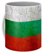 Grunge Bulgaria Flag Coffee Mug