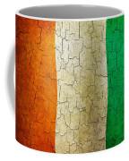 Grunge Cote D'voire Flag Coffee Mug