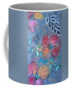 Grunge Floral II Coffee Mug