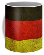 Grunge German Flag Coffee Mug