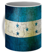 Grunge Honduras Flag Coffee Mug