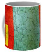 Grunge Mongolia Flag Coffee Mug