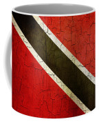 Grunge Trinidad And Tobago Flag Coffee Mug
