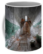 Grungy Prison Cell Coffee Mug