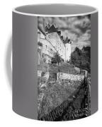 Gruyeres Castle Bw Coffee Mug