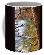 Guadalupe River View Coffee Mug
