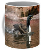 Guanay Cormorant Coffee Mug