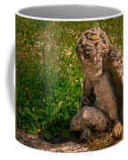 Guardian Angel Coffee Mug by Jean Noren