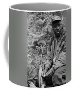 Guardian Of The Mountain Gorillas Coffee Mug